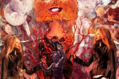 Hell-Photo Collage-20h x 16w in
