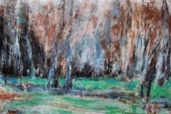 Achafalaya (IV)-Acrylic on canvas-30h x 36w in.