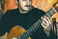 Fernando Trillo-Oil on canvas-30h x 24w in
