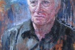 Rolando-Acrylic on canvas-20h x 16w in