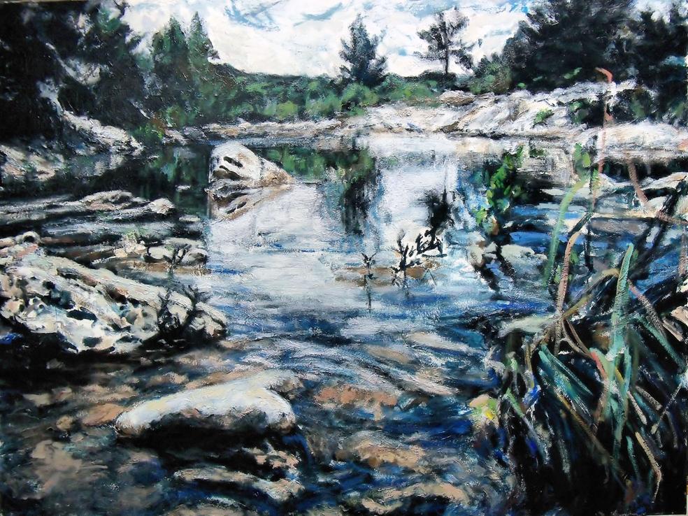 Mountain Home Creek
